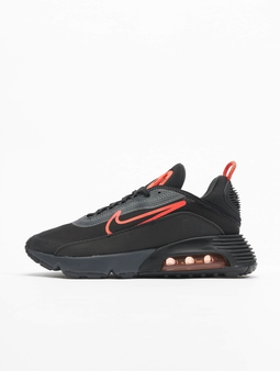 Nike Air Max 2090 Sneakers Black/Radiant Red-Anthracite-White