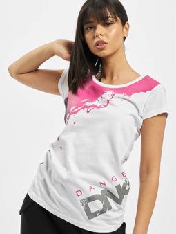 Dangerous DNGRS Anger  T-skjorter hvit