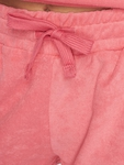 Urban Classics Towel Hot Pants Shorts Black image number 3