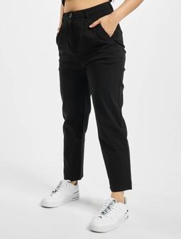 Urban Classics Ladies Cropped High Waist Jeans