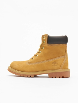 Timberland 6 In Premium Boots Wheat/Yellow