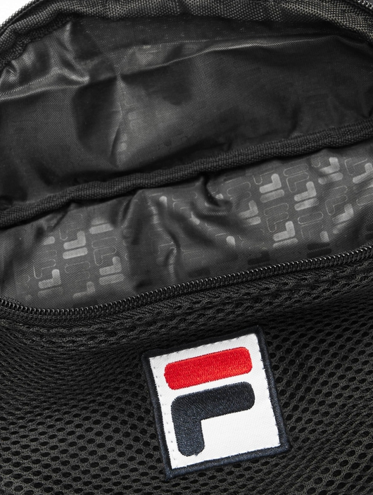 Fila Urban Line Slim Mesh Waist Bag Black image number 7