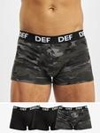 DEF 4er Pack Boxer Shorts