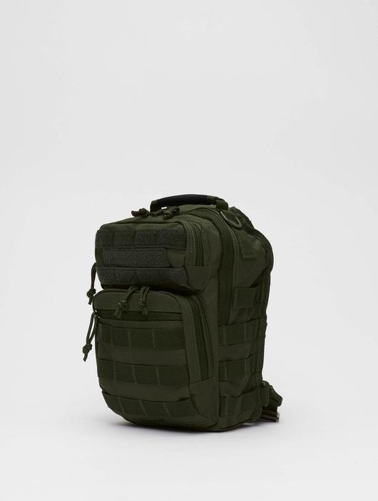 Brandit US Cooper Everydaycarry Sling Bag Olive image number 1