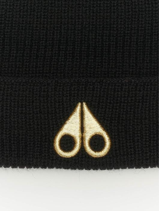 Moose Knuckles Beanie Black image number 1