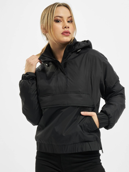 Urban Classics Ladies Panel Padded Lightweight Jackets image number 0