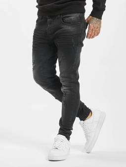 VSCT Clubwear New Keanu-Spencer Hybrid Black Antifit Jeans