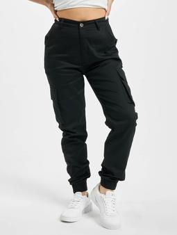 Missguided Plain Cargo Pants