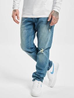 DEF Arak Slim Fit Jeans Blue