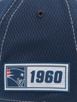 New Era NFL New England Patriots Onfield Road 39Thirty Flexfitted Caps image number 3