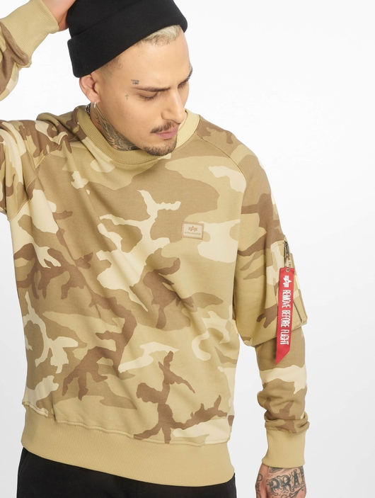 Alpha Industries X-Fit Pullover image number 0