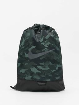 Nike Brasilia 9.0 AOP 2 Backpack Lt Smoke Grey/Black/Mtlc Cool