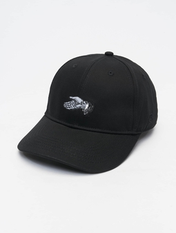 Cayler & Sons Wl Pay Me Curved Cap Snapback Cap Black/Mc