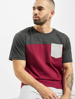 Urban Classics 3-Tone Pocket T-Shirt
