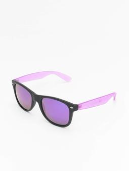 Masterdis Likoma Mirror Sunglasses Black/Purple/Purple