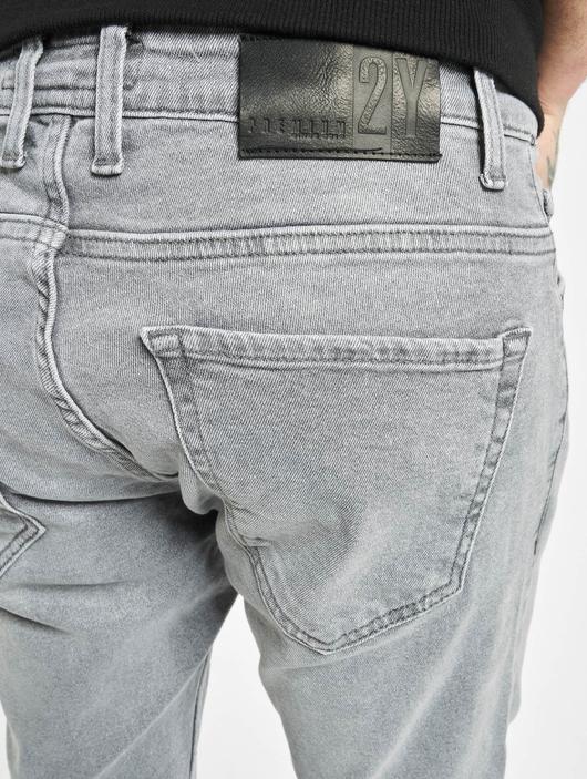 2Y Cem  Slim Fit Jeans Grey image number 4