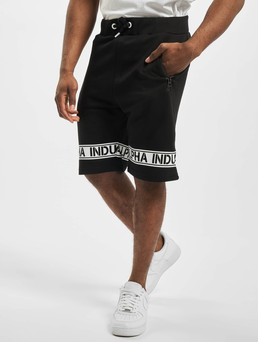 Alpha Industries Leg Print  Shorts image number 2