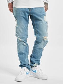 DEF Alan Slim Fit Jeans Blue