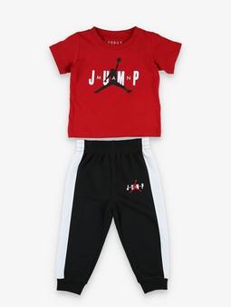 Jordan MJ DFCT S/S Tee & Jogger Set Game