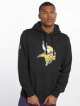 New Era Team Minnesota Vikings Logo Hoody Black image number 2