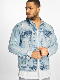Southpole Basic Trucker Jacket
