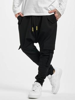 Vsct Clubwear Shogun Sweat Pants Black