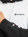 Champion Legacy Hoody Black/White image number 3