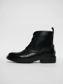 Urban Classics Velvet Lace Boots
