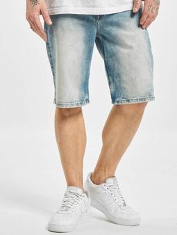Pelle Pelle Buster Loose Denim Shorts Ice Wash