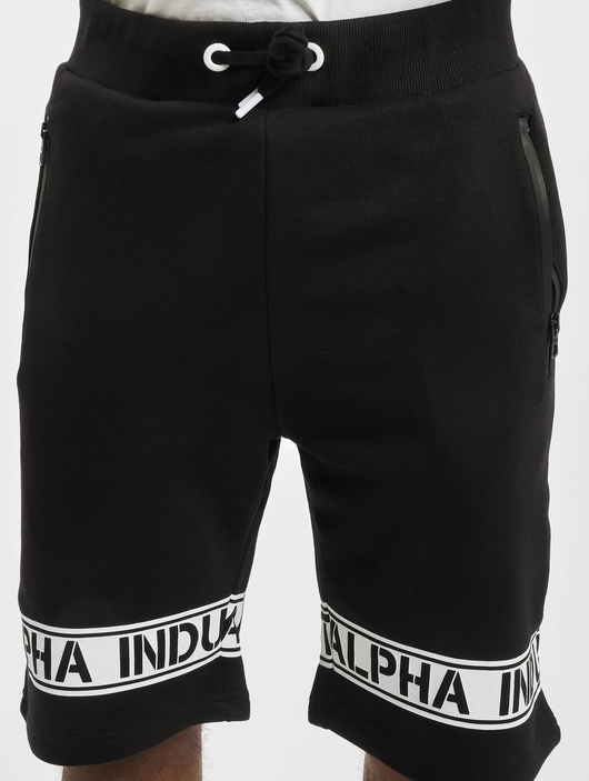 Alpha Industries Leg Print  Shorts image number 3