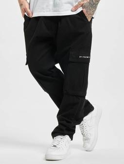 2Y  Chino bukser svart