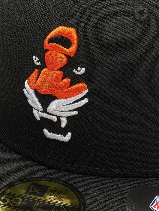 New Era Cincinnati Bengals Team Tonal 59Fifty Fitted Caps image number 3