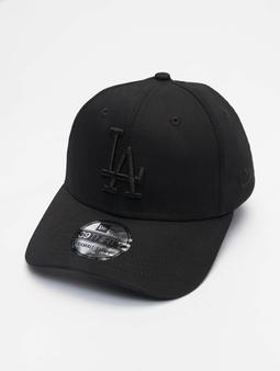 New Era 3930 League Essential LA Dodgers Fitted Caps svart