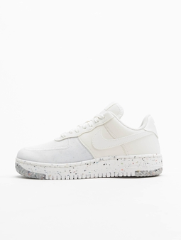 Nike W Air Force 1 Crater Sneakers Summit White/Summit White/Summit