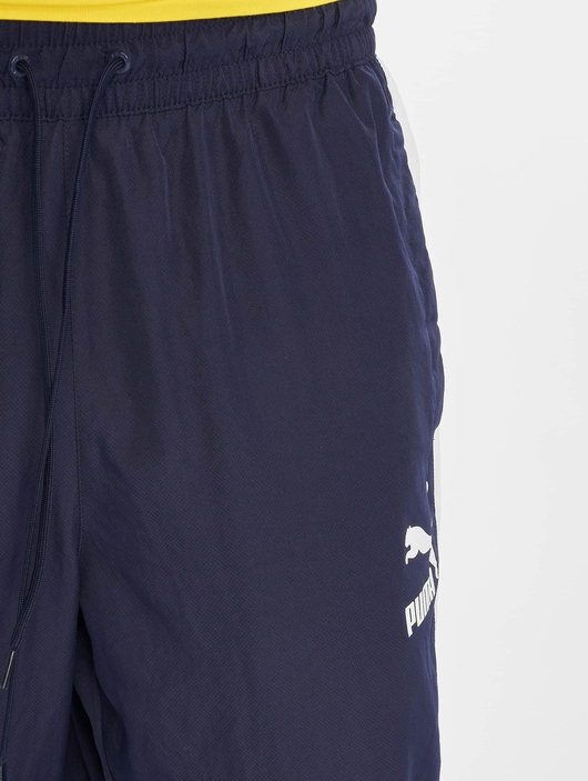 Puma Iconic T7 Track Pants Peacoat image number 3