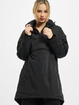 Urban Classics Ladies Long Oversized Pull Over Winter Jackets image number 0
