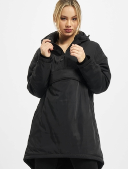 Urban Classics Ladies Long Oversized Pull Over Jacket