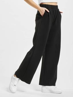 Only onlScarlett Wide Sweat Pants Black