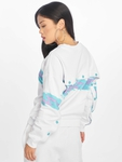 Fila Urban Line Buttoned Justyna Sweatshirt Bright White/Blue Curacao image number 1