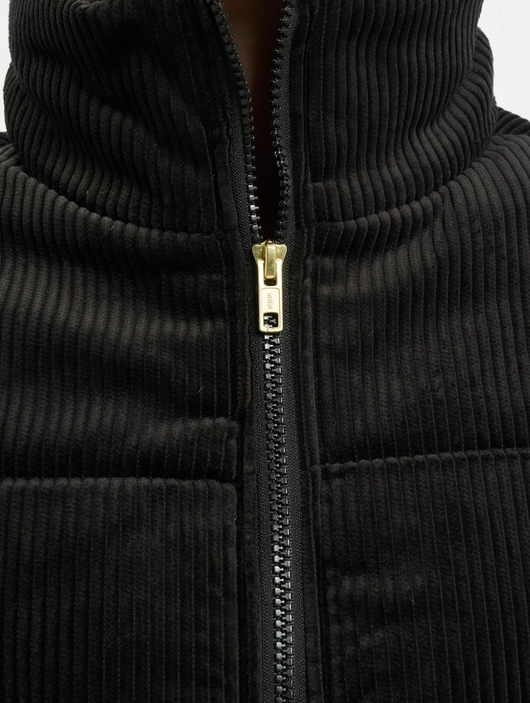 Urban Classics Ladies Corduroy  Puffer Jackets image number 3