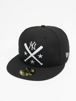 New Era Mlb Properties New York Yankees 59fifty Fitted Caps svart