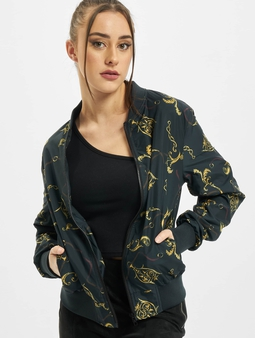 Urban Classics Ladies AOP Blouson Luxury