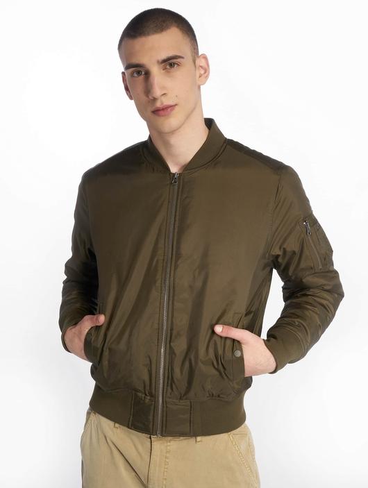 Urban Classics Basic Bomber Bomber jackets image number 2