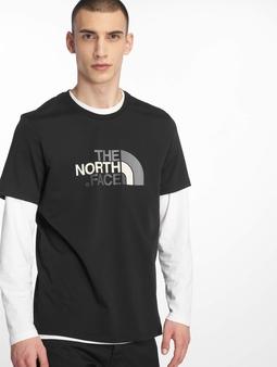 The North Face Easy  T-skjorter svart