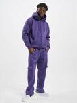 Urban Classics Cargo Sweatpants Purple image number 7