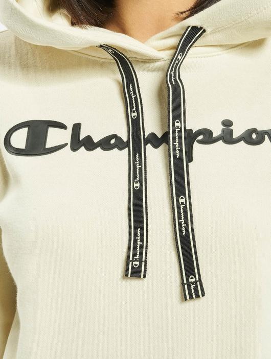 Champion Hooded Sweatshirt Off White image number 3