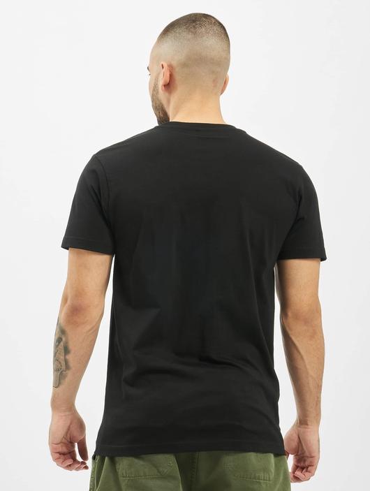 Mister Tee GunsÁn Roses Logo T-Shirt Black image number 1