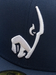 New Era NFL Los Angeles Rams Team Tonal 59Fifty Fitted Caps image number 3