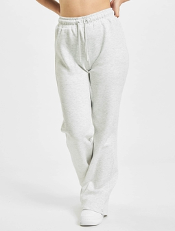 Only onlJoy Sweet Flared Sweat Pants Light Grey Melange