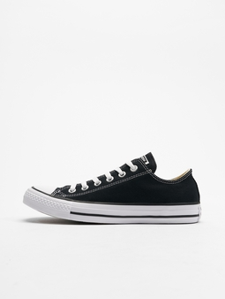 Converse All Star Ox Canvas Sneaker Black 36